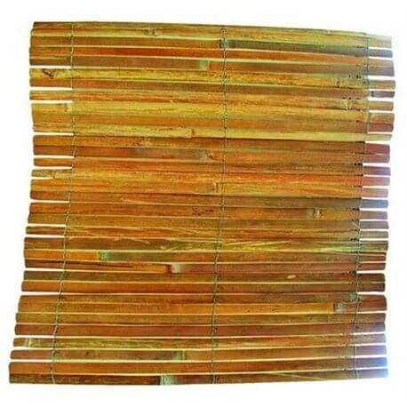 Štípaný bambus 1m x 5m
