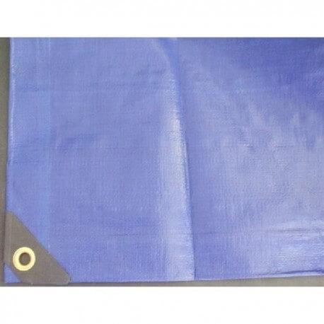 Krycí nepromokavá plachta těžká 150g/m2 2m x 3m